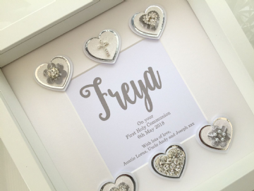 Personalised First Holy Communion Gift